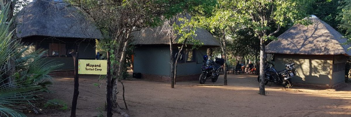 Mupani Tented Group Camp